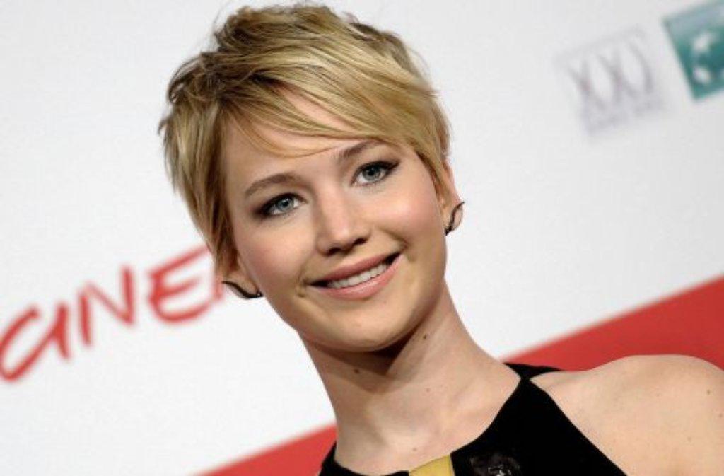 Von Jennifer Lawrence sind Nacktfotos im Internet aufgetaucht. Foto: dpa