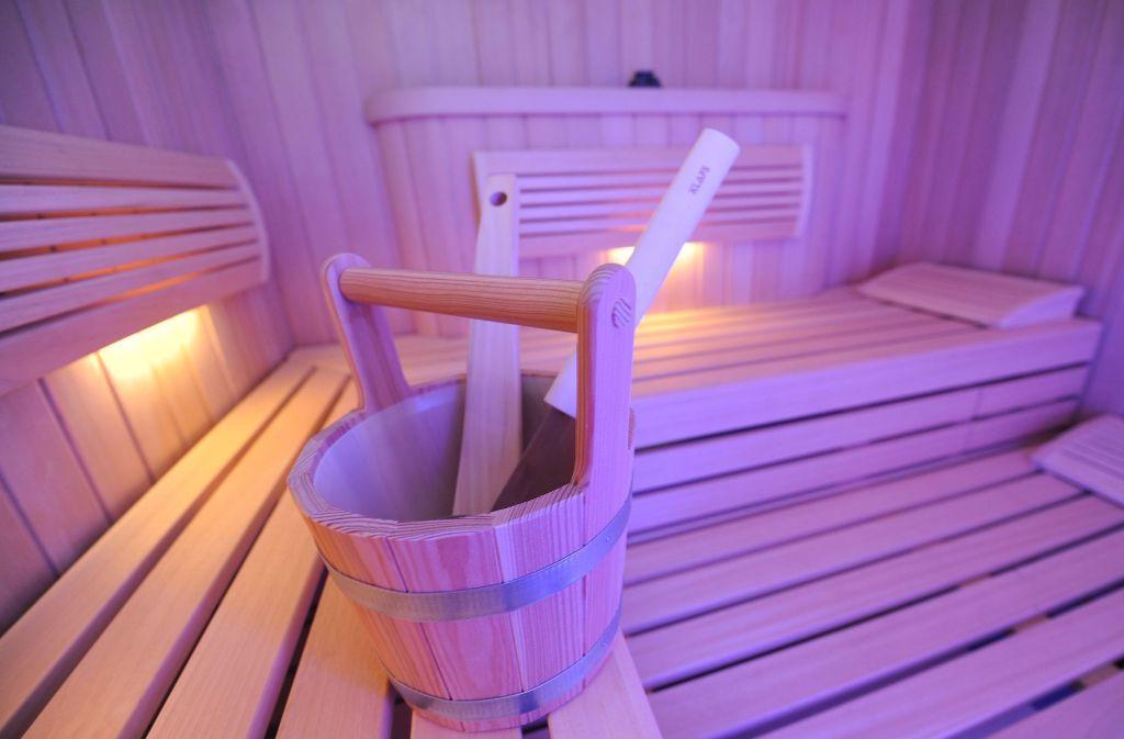 Sauna heimlich