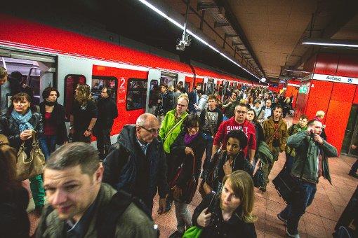 Stuttgarts S-Bahnen fahren ab Freitag wieder regulär