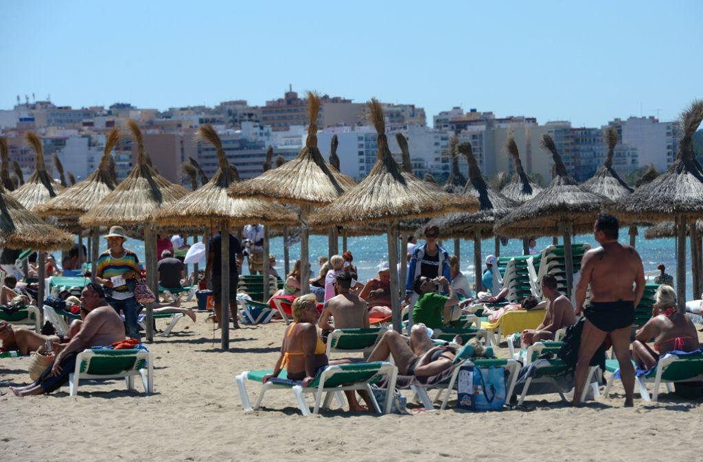 Spanien, Italien und Portugal profitieren mehr denn je davon, dass viele Urlauber die islamischen Krisenländer im östlichen Mittelmeer eher meiden. Foto: dpa