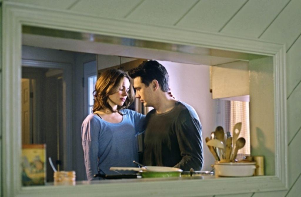 Ist die Beziehung zu Sara (Rachel McAdams) ein Glück, das der Todesfahrer Tomas (James Franco) gar nicht mehr verdient? Foto: Warner Bros.