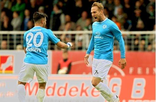 Stuttgarter Comeback-Qualitäten