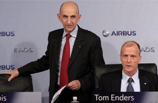 Tom Enders wird Chef der EADS
