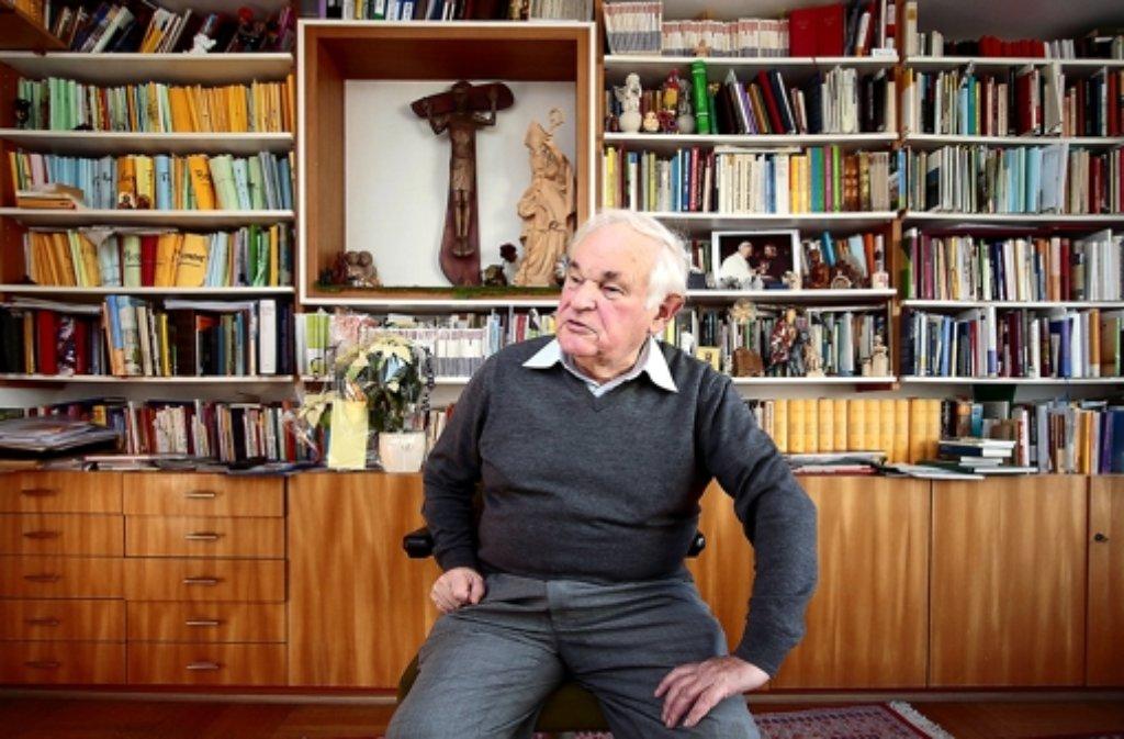 Franz Pitzal. Foto: