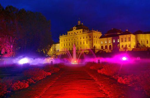 Laser, Traumwelten und Kürbisse: Das ist los  im  Blüba