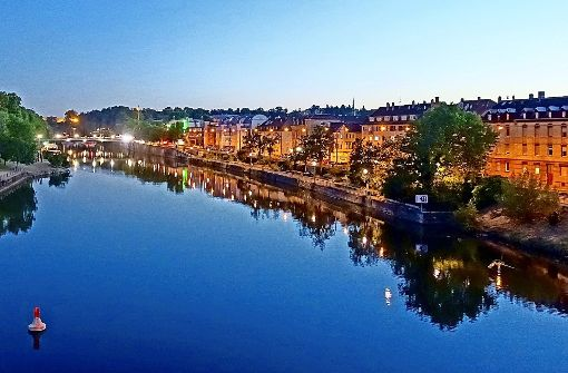 Zukunft des Flussufers  weckt Emotionen