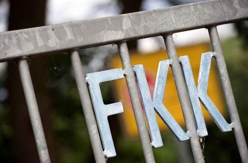 Ein FKK-Park mitten in der Stadt
