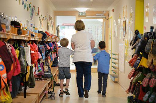 450 Kinder  erhalten eine  Notbetreuung