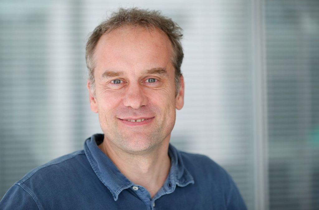 Er prüft die Fakten: Stefan Voß, dpa Foto: dpa Deutsche Presse-Agentur GmbH/Kay Nietfeld