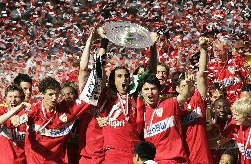 Die Helden von 2007