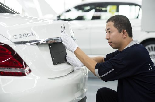 Mercedes-Benz feiert erneut Rekordabsatz