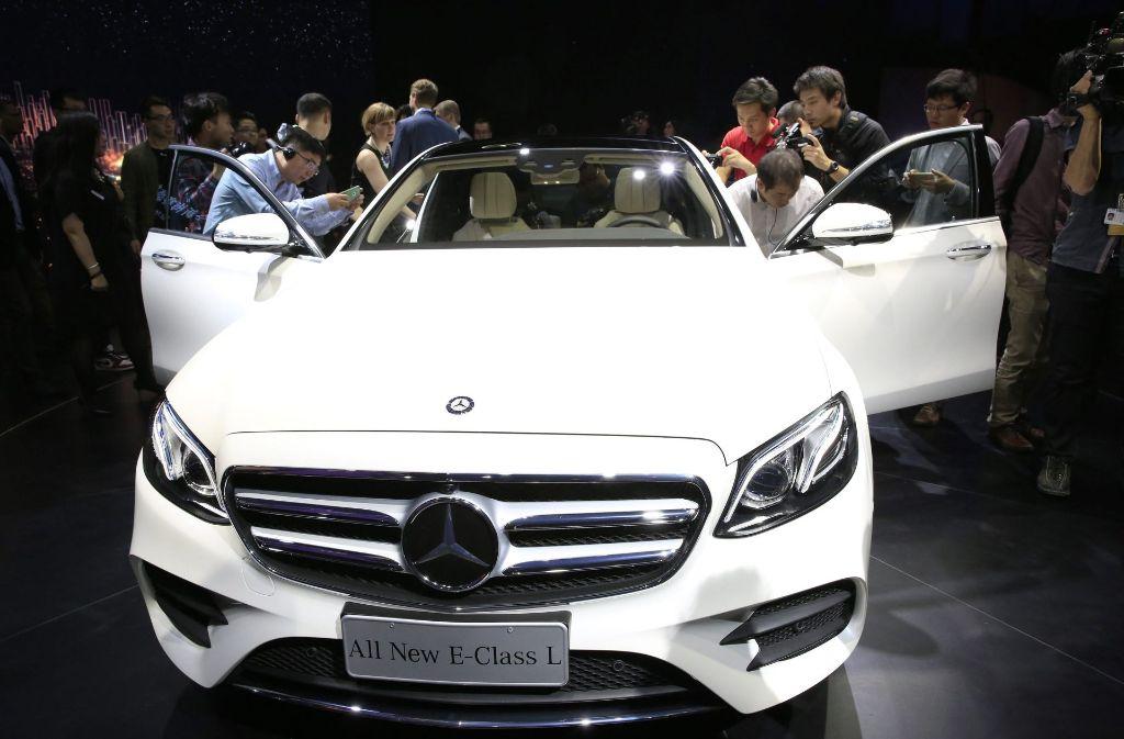 China Daimler