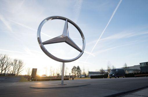 Daimler spürt die Folgen des Handelskonflikts