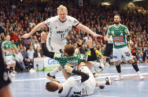 Niederlagen für Frisch Auf Göppingen und TVB Stuttgart