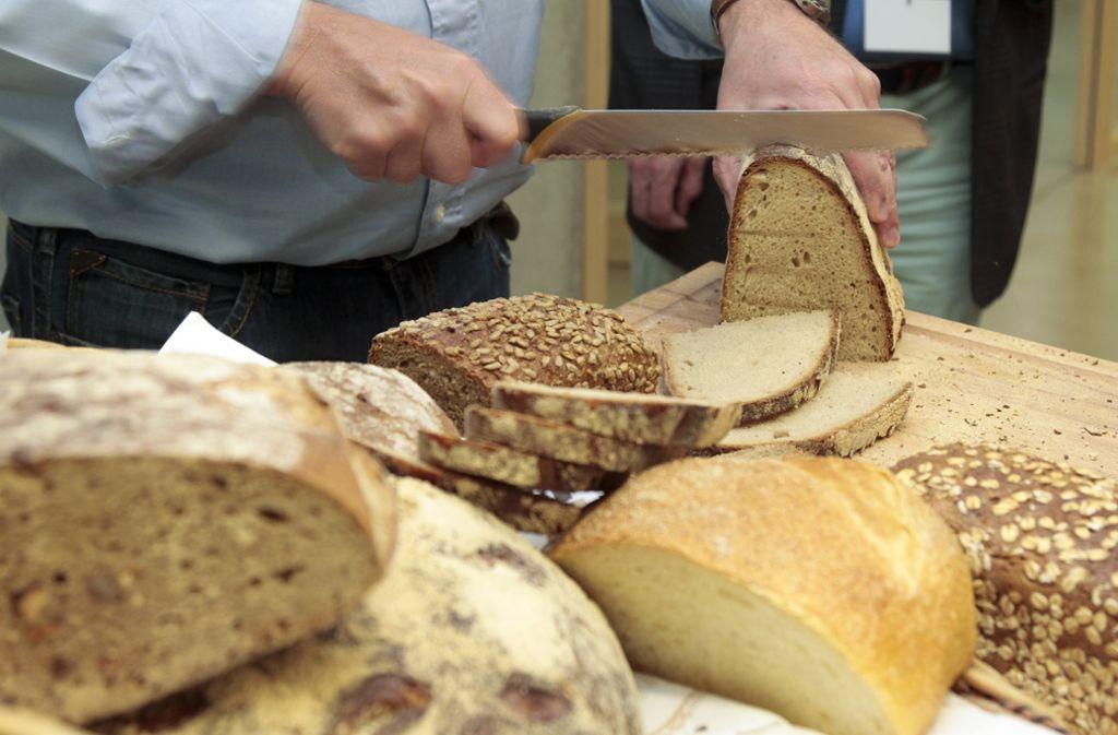 Auf das Brot sind die Einbrecher sicherlich nicht scharf. Foto: factum/Granville