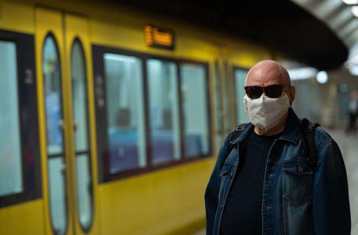 Ab Montag gilt Maskenpflicht in Baden-Württemberg