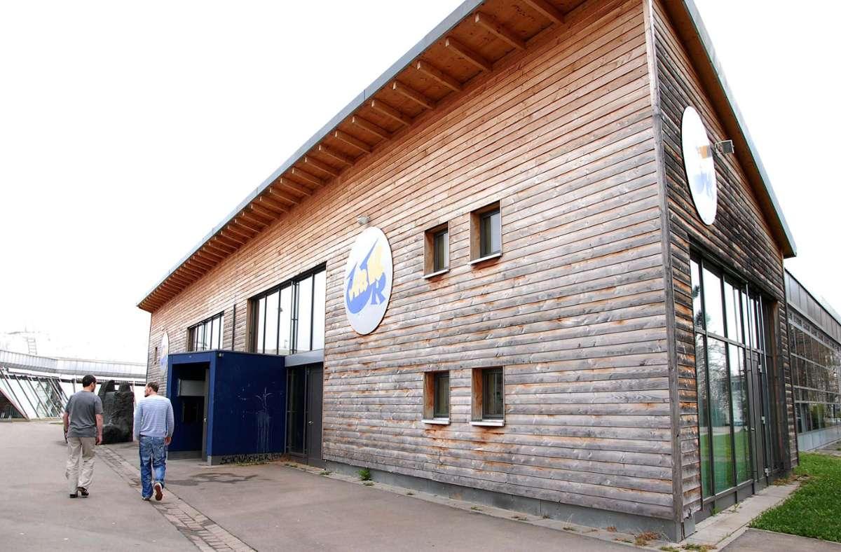 Einbruch im Jugendhaus Schönaich im Hasenbühl. Foto: KRZ/Thomas Bischof/Archiv