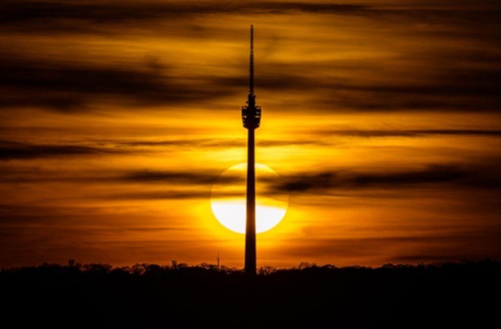 Nach drei Jahren kann vom  Fernsehturm aus endlich wieder auf Stuttgart herabgeschaut werden. Foto: dpa