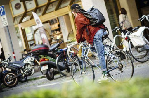 In diesen Punkten sind Stadt und Radfahrer uneins
