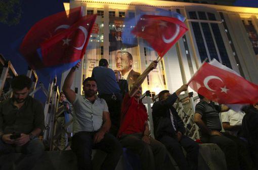 Wahlkommission erklärt Erdogan zum Sieger