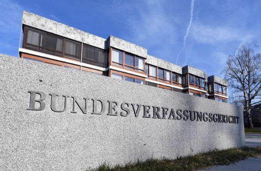 Das Karlsruher Urteil ist ein Paukenschlag