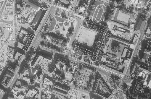 Ein Schatz aus 1036 Luftbildern