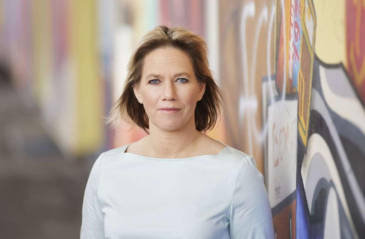 Vom  1. Mai an verantwortet die bisherige Degeto-Chefin Christine Strobl das ARD-Programm. Foto: dpa/Laurence Chaperon