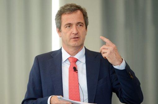 Mastiaux verkleinert den EnBW-Vorstand