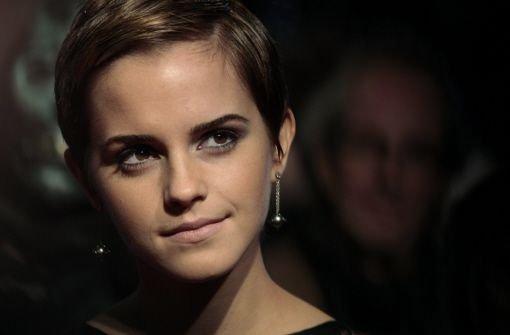 Brave Emma Watson liebt Bücher und Rockkonzerte