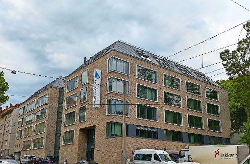 Ein Neubau  für das Stadtviertel