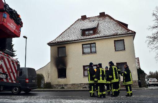 Totes Ehepaar nach Brand in Schlafzimmer entdeckt