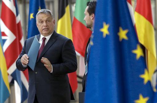 """Viktor Orban entschuldigt sich für Aussage zu """"nützlichen Idioten"""""""
