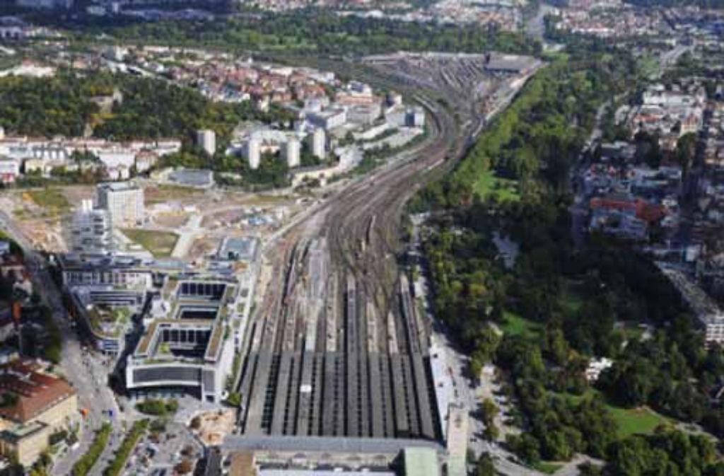 Bebauungsplan für Rosensteinviertel: Bürger sollen mitreden - Stuttgart 21 - Stuttgarter Zeitung