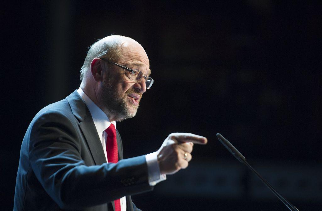 Kanzlerkandidat Martin Schulz – wie wertvoll ist er wirklich für die SPD? Foto: Getty Images Europe