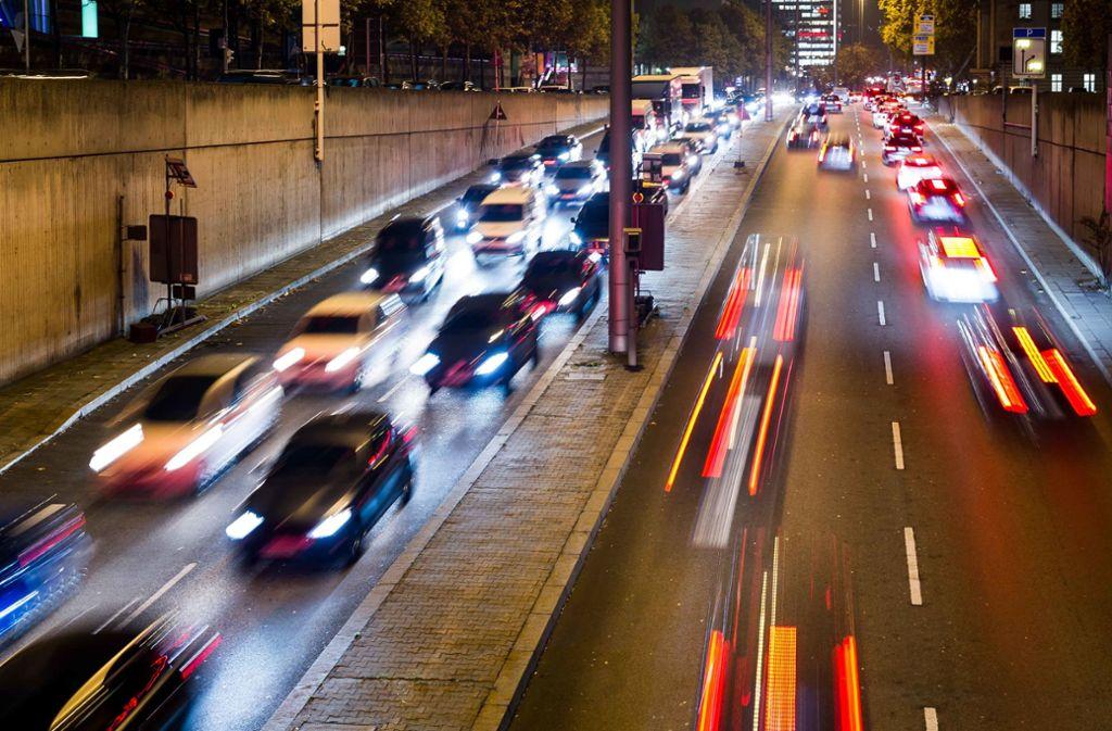 Seit Beginn 2019 gilt in Stuttgart ein Fahrverbot für Diesel der Euronorm vier und schlechter. Foto: Lichtgut/Max Kovalenko