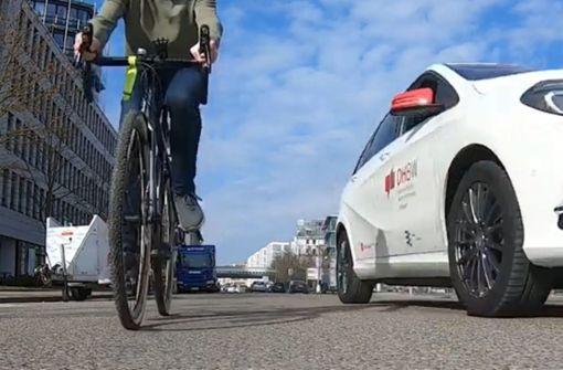 Wie sicher sind Stuttgarts Straßen? Machen Sie mit!