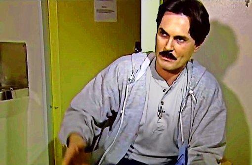 """Der """"Lasermann"""" John Ausonius ist wegen Mordes  zu lebenslanger Haft verurteilt worden. Dienten seine Taten als Vorbild für den NSU? Foto: Youtube"""