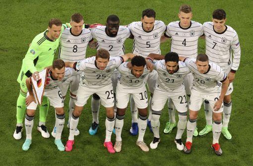Das sind die Noten für die DFB-Elf gegen Frankreich