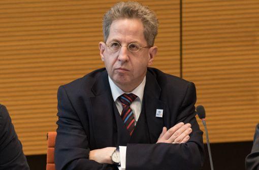 Ex-Verfassungsschutzchef Maaßen zieht sich zurück