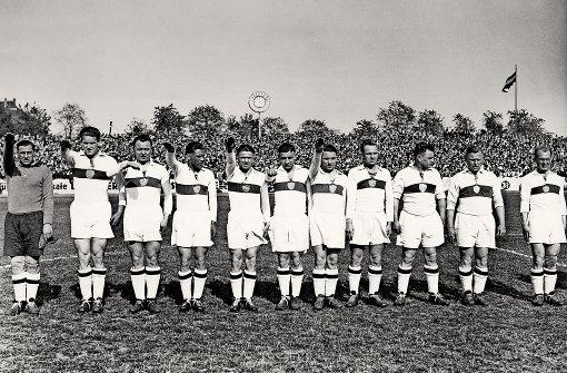 Der VfB arbeitet seine Nazi-Vergangenheit auf