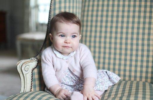Neue Bilder von Prinzessin Charlotte
