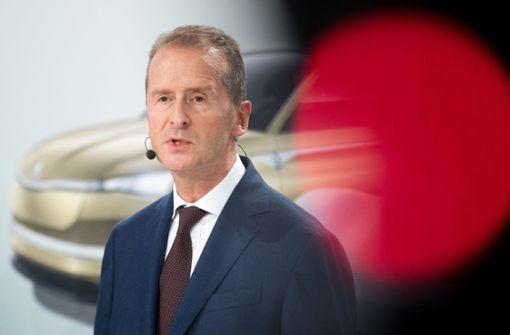 Machtverlust  für den VW-Chef