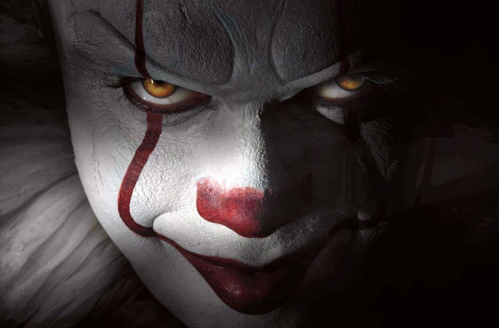 Pennywise, der gruseligste Clown der Filmgeschichte, erwacht wieder zum Leben. Foto: dpa