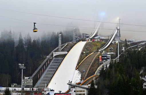 Wintersport fast ohne Schnee – warum das möglich ist