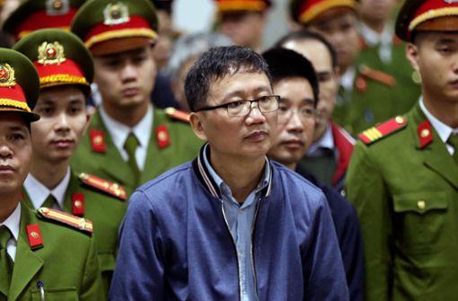 Mutmaßlich entführter Vietnamese zieht Berufung zurück