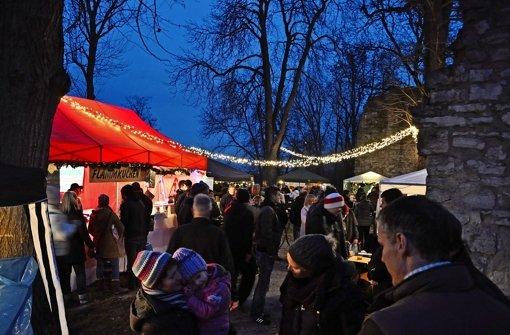 Finale für den Hofener Weihnachtsmarkt?