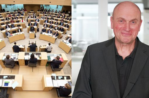 Wie arbeitet ein Journalist im Landtag?