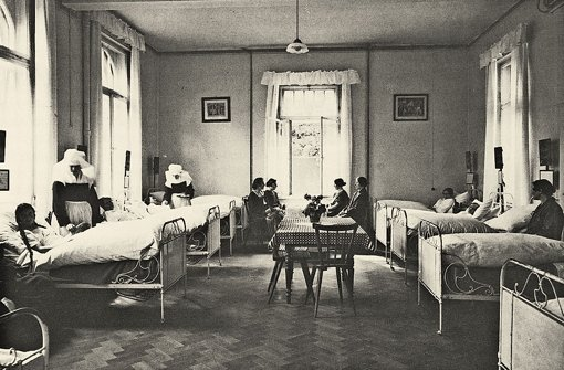 Eine Klinik mit besonderem Geist