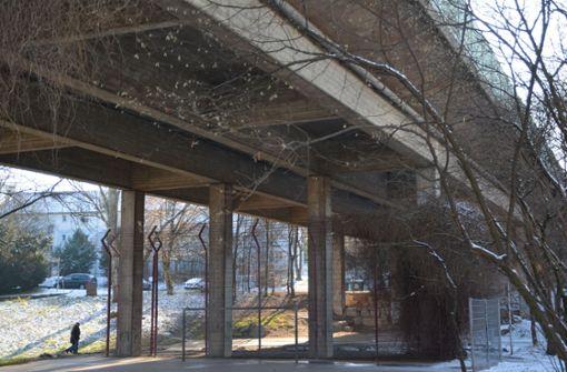 Gumpenbachbrücke bei Kornwestheim wird am Samstag gesprengt