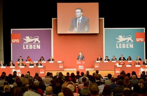 Die SPD in Baden-Württemberg hat ihr Regierungsprogramm verabschiedet. Foto: dpa